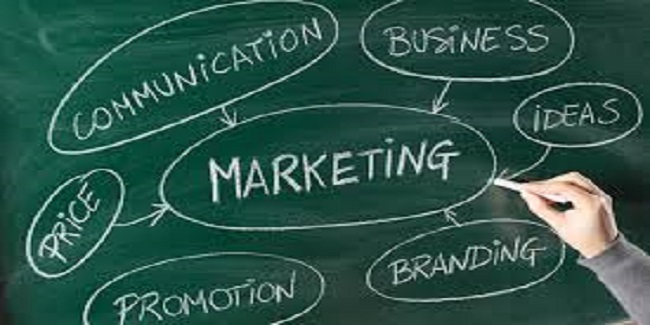 Marketing, Vente, et Communication -