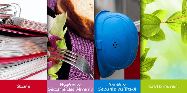 Qualité, Hygiène, Sécurité, Environnement -
