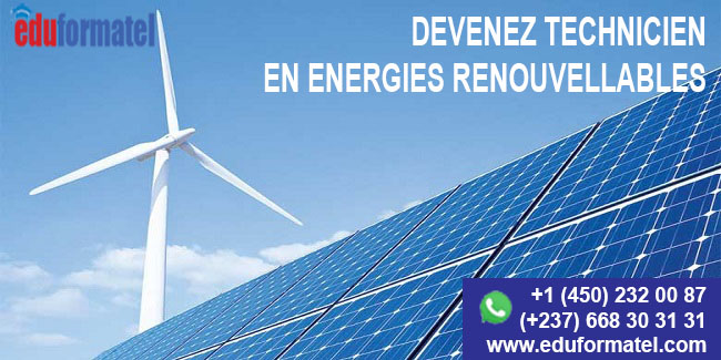 Formation Energies Renouvelables