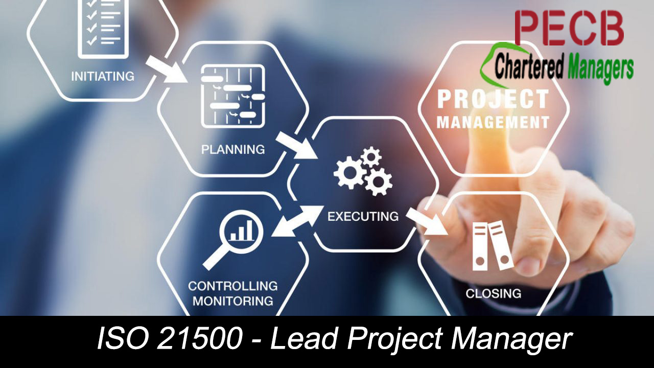 ISO 21500 - Management des Projets - Lead Project Manager