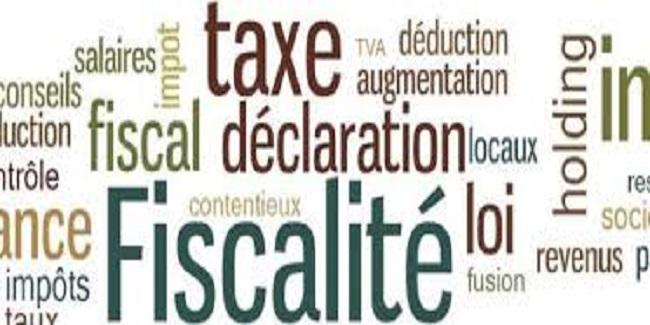 Formation Fiscalité Des Entreprises