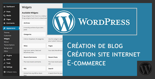 Formation : Creer et Animer Un Site Web ou un Blog Avec WordPress