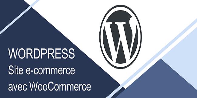 Créez et Gérez Votre Boutique en Ligne Avec WooCommerce - Aprenez Pas a Pas Comment créer votre boutique virtuelle, la configurer, ajouter vos produits, les commercialiser, gérer les stocks et les téléchargements,  recevoir les paiements de manière sécurisée
