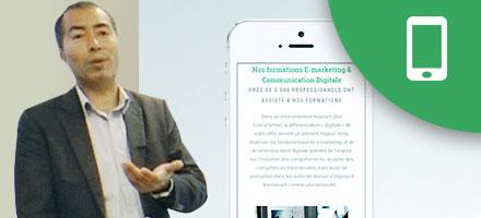 Formation Mobile Marketing