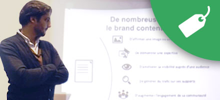 Formation Digital Brand Content
