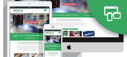 Formation Responsive Web Design