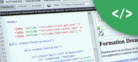 Formation Création et Gestion de Contenus Web avec Dreamweaver